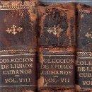 Libros antiguos: CUBA A PLUMA Y LAPIZ. SAMUEL HAZARD. TRADUCIDO POR ADRIAN DEL VALLE. OBRA EN TRES TOMO. 1928.. Lote 159615114