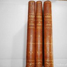 Libros antiguos: PADRE MARIANA HISTORIA GENERAL DE ESPAÑA (3 TOMOS) Y93542. Lote 159637226