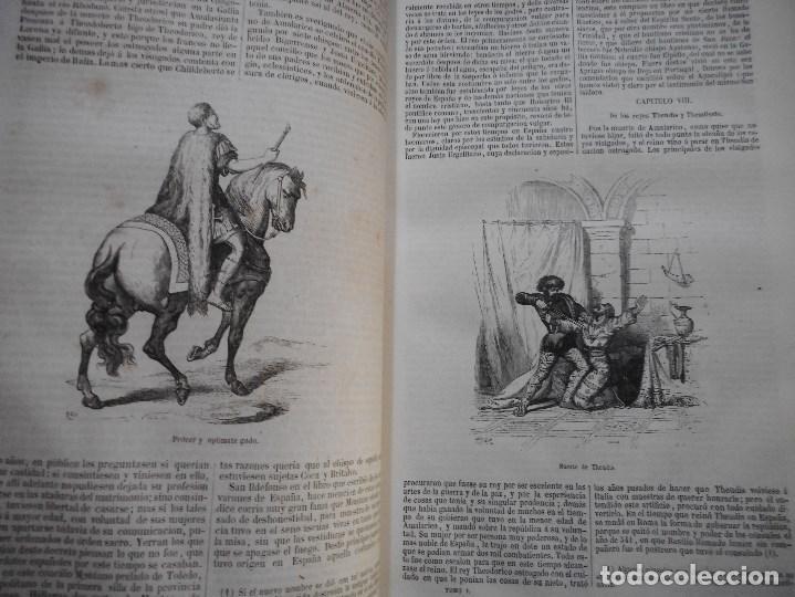 Libros antiguos: PADRE MARIANA Historia General de España (3 Tomos) Y93542 - Foto 4 - 159637226