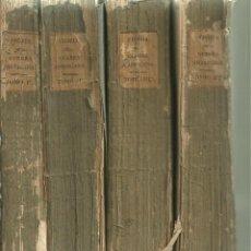Libros antiguos: 3898.- STORIA DELLA GUERRA DELL INDEPENDENZIA DEGLI STATI UNITI D`AMERICA -CARLO BOTTA - PARIS 1809. Lote 159721966