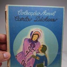 Libros antiguos: DAVID COPPERFIELD, CHARLES DICKENS, 1941, EN PORTUGUÉS. Lote 159790506