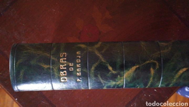 Libros antiguos: Obras de pio baroja. La casa de aizgorri 1911 y el nocturno del hermano Beltrán 1929 - Foto 2 - 159827622