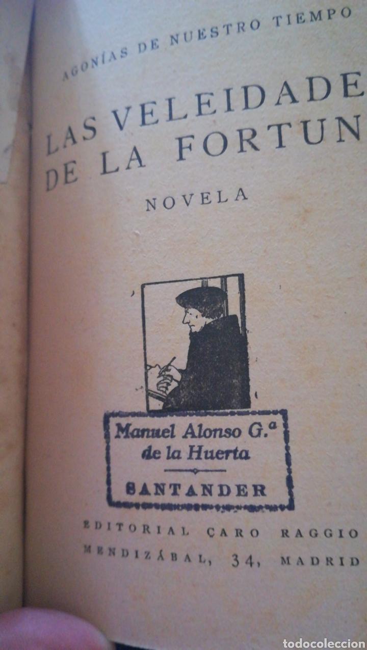 AGONÍAS DE NUESTRO TIEMPO. 1926. EL GRAN TORBELLINO DEL MUNDO Y LAS VELEIDADES DE LA FORTUNA (Libros Antiguos, Raros y Curiosos - Literatura - Otros)