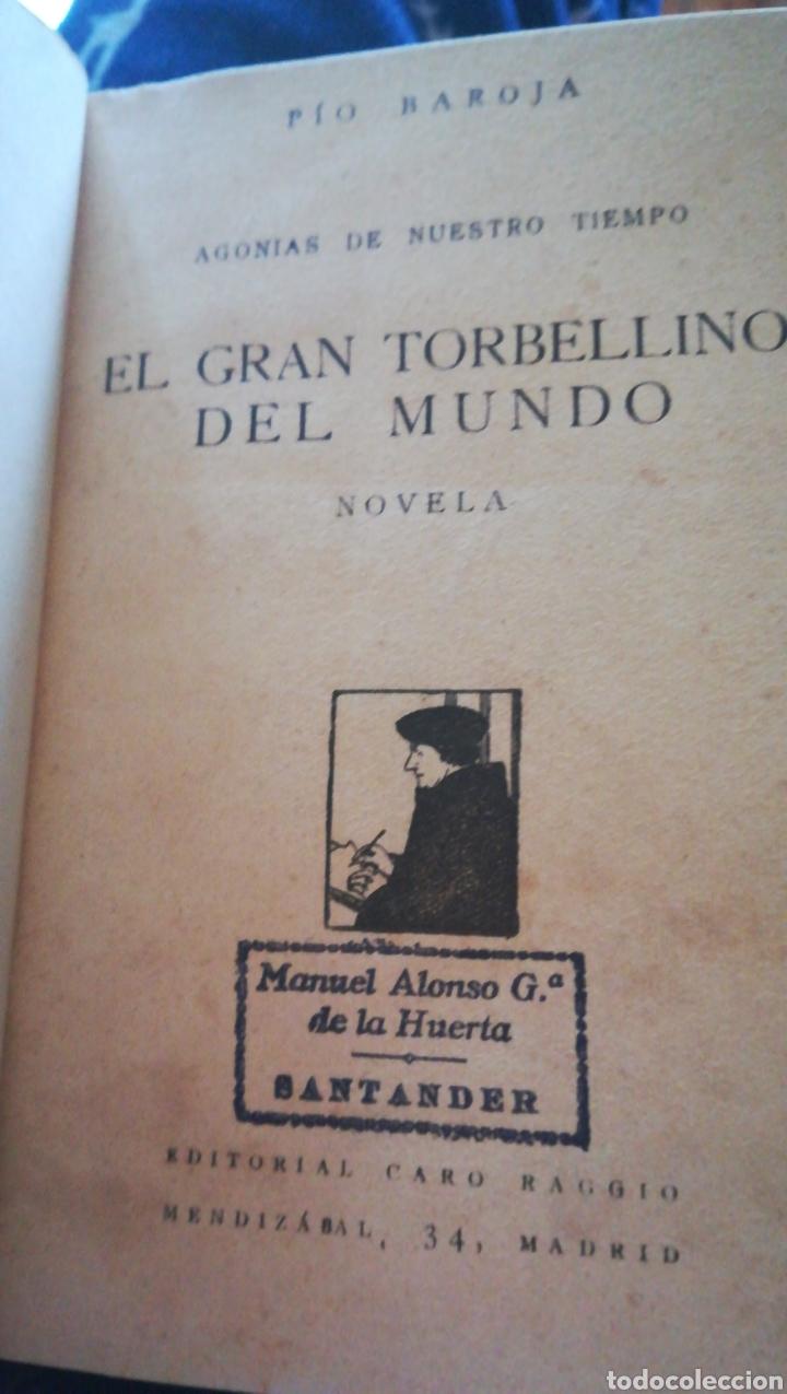 Libros antiguos: Agonías de nuestro tiempo. 1926. El gran torbellino del mundo y las veleidades de la fortuna - Foto 2 - 159833897