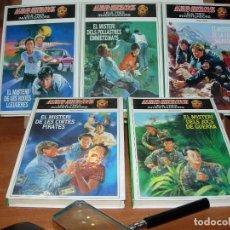 Libros antiguos: ALFED HITCHCOCK I ELS TRES INVESTIGADORS NOVA ETAPA. Lote 160017454