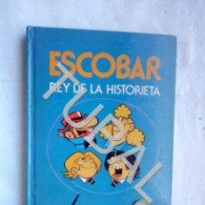 Libros antiguos: TUBAL ESCOBAR REY DE LA HISTORIETA BRUGUERA. Lote 179127028