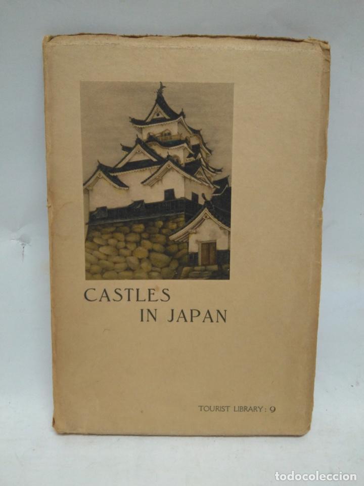 LIBRO - CASTLES IN JAPAN - TOURIST LIBRARY: 9 / N-8508 (Libros Antiguos, Raros y Curiosos - Historia - Otros)