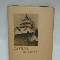 Libros antiguos: LIBRO - CASTLES IN JAPAN - TOURIST LIBRARY: 9 / N-8508. Lote 160077430