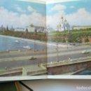 Libros antiguos: LIBRO CALLEJERO MOSCÚ Y POSTALES 1952. Lote 160078486