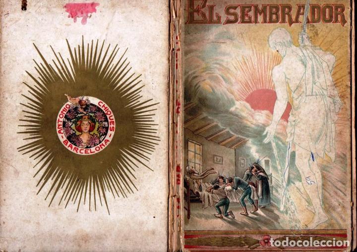 PARÁBOLAS DE LA BIBLIA : EL SEMBRADOR (CHIQUÉS, S.F.) (Libros Antiguos, Raros y Curiosos - Literatura Infantil y Juvenil - Otros)
