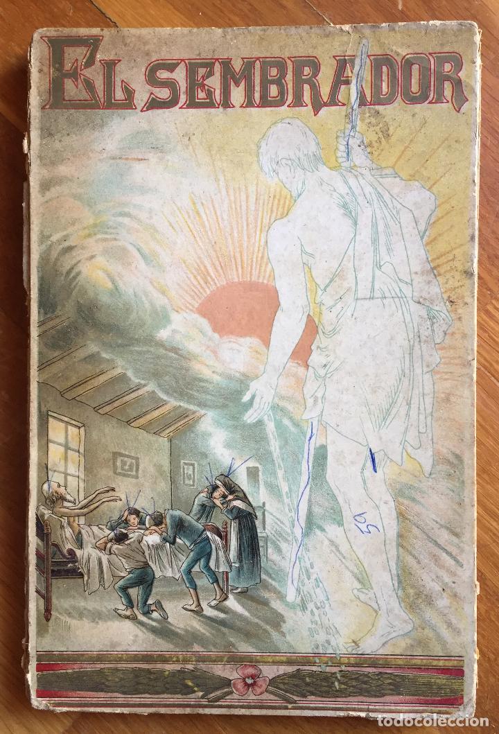 Libros antiguos: PARÁBOLAS DE LA BIBLIA : EL SEMBRADOR (CHIQUÉS, S.F.) - Foto 2 - 160164514