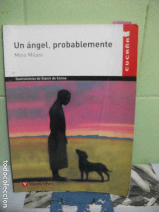UN ÁNGEL, PROBABLEMENTE - MILANI, MINO VICENS VIVES CUCAÑA (Libros antiguos (hasta 1936), raros y curiosos - Literatura - Narrativa - Otros)