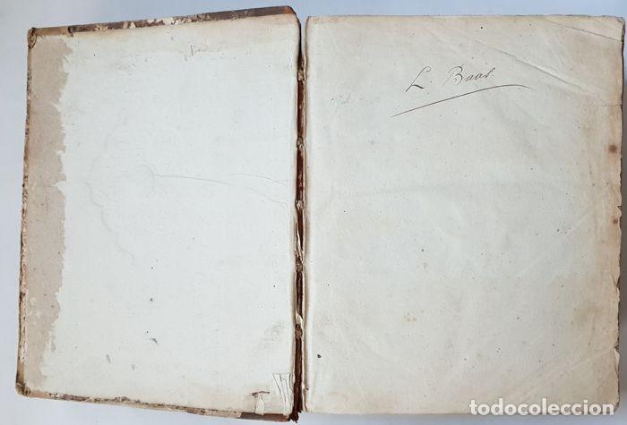 Libros antiguos: Lexicon holandés del 1799, de la editorial Luchtmans, autor I.J.G. Schelleri, 1.760 páginas. - Foto 8 - 160183946