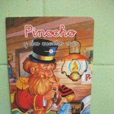 Libros antiguos: PINOCHO Y DOS CUENTOS MAS SUSAETE . Lote 160187474