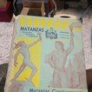 Libros antiguos: RARO Y DIFÍCIL LIBRO DE VER AÑO 1942 MATANZAS CONTEMPORÁNEAS GUIA PROVINCIAL. CUBA. Lote 160193726