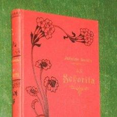 Libros antiguos: LA SEÑORITA, DE JERONIMO ROVETTA - ED.MAUCCI. Lote 160261718