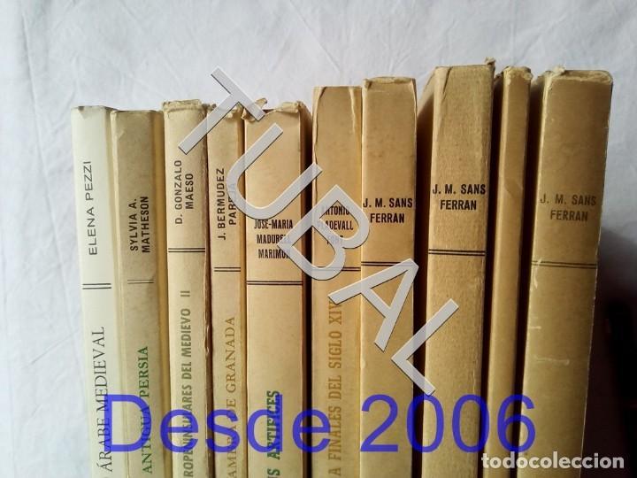 TUBAL VIC COLOMER MUNMANY 10 TITULOS SOBRE LA PIEL LIBROS (Libros Antiguos, Raros y Curiosos - Bellas artes, ocio y coleccionismo - Otros)