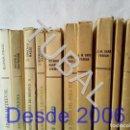 Libros antiguos: TUBAL VIC COLOMER MUNMANY 10 TITULOS SOBRE LA PIEL LIBROS. Lote 160284626