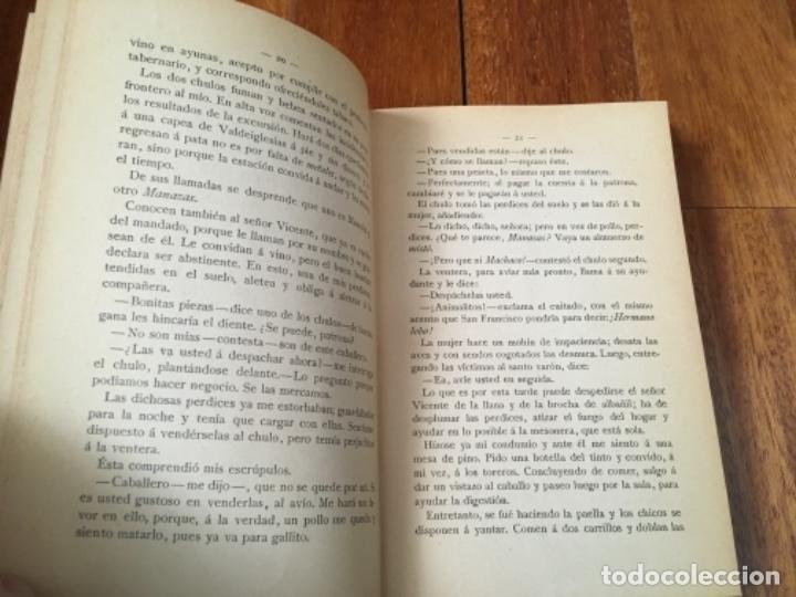Libros antiguos: EL PEREGRINO ENTRETENIDO (VIAJE ROMANCESCO). CIRO BAYO, 1910. 1.ª EDICIÓN - Foto 4 - 160294890