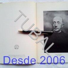 Libros antiguos: TUBAL VIC MOSSEN LLUIS ROMEU . Lote 160295394