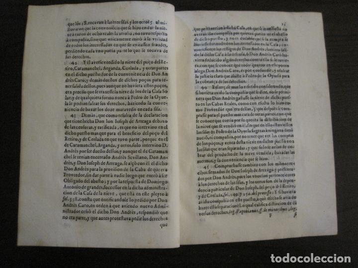 Libros antiguos: PLIEGO-MADRID VALLADOLID-SIGLO XVIII-VER FOTOS-(V-16.370) - Foto 6 - 160299966