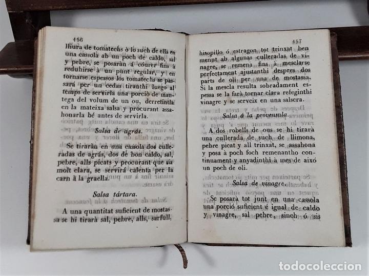Libros antiguos: LA CUYNERA CATALANA. CUADERN I. LLIBRERIA DELS SUCESORES DE FONT. BARCELONA. S/F. - Foto 5 - 204628193