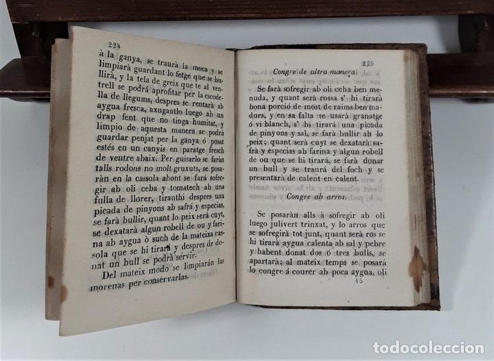 Libros antiguos: LA CUYNERA CATALANA. CUADERN I. LLIBRERIA DELS SUCESORES DE FONT. BARCELONA. S/F. - Foto 6 - 204628193