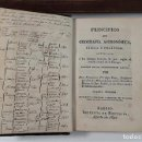 Libros antiguos: PRINCIPIOS DE GEOGRAFÍA ASTRONÓMICA, FÍSICA Y POLÍTICA. IMP. DE REPULLÉS. 1832.. Lote 160329990