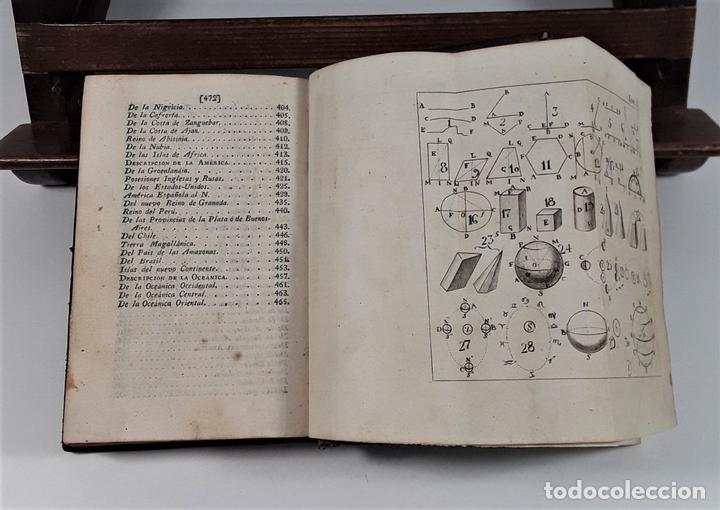Libros antiguos: PRINCIPIOS DE GEOGRAFÍA ASTRONÓMICA, FÍSICA Y POLÍTICA. IMP. DE REPULLÉS. 1832. - Foto 6 - 160329990