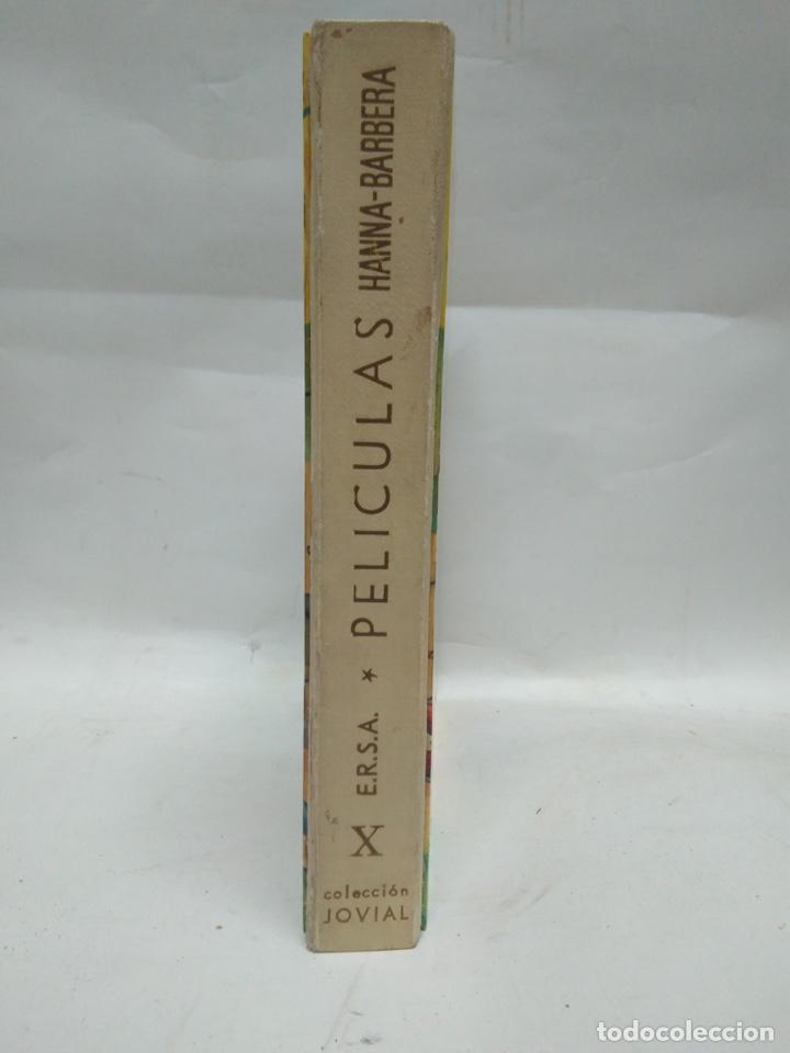 Libros antiguos: LIBRO - PELICULAS - HANNA-BARBERA - DECIMO TOMO - JOVIAL / N-8622 - Foto 2 - 160335082