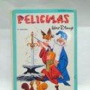 Libros antiguos: LIBRO - PELICULAS - TERCER TOMO - WALT DISNEY - 6A EDICIÓN - JOVIAL / N-8628. Lote 160336278