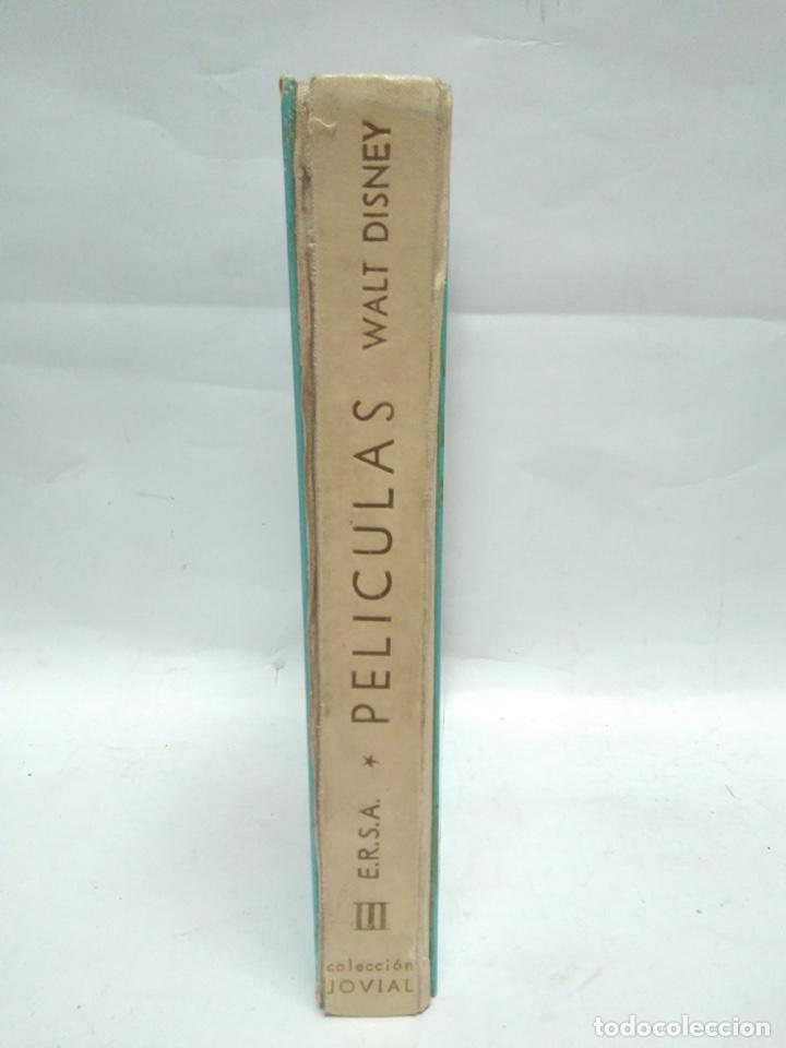 Libros antiguos: LIBRO - PELICULAS - TERCER TOMO - WALT DISNEY - 6A EDICIÓN - JOVIAL / N-8628 - Foto 2 - 160336278