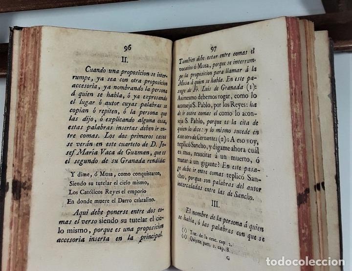 Libros antiguos: ORTOGRAFÍA DE LA LENGUA CASTELLANA. R. ACADEMIA ESPAÑOLA. IMP. NACIONAL. MADRID. 1820. - Foto 4 - 160337538