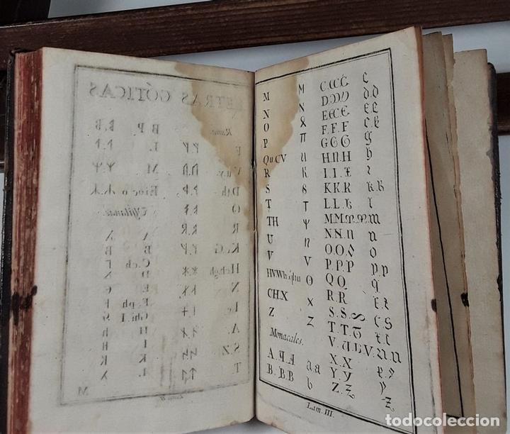 Libros antiguos: ORTOGRAFÍA DE LA LENGUA CASTELLANA. R. ACADEMIA ESPAÑOLA. IMP. NACIONAL. MADRID. 1820. - Foto 5 - 160337538