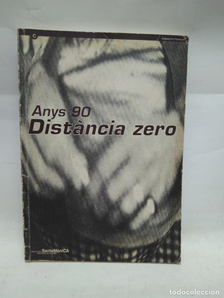 LIBRO - ANYS 90 - DISTANCIA ZERO - SANTA MONICA / N-8640 (Libros Antiguos, Raros y Curiosos - Historia - Otros)