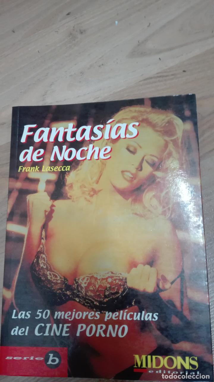 Libros antiguos: fantasias de noche -las 50 mejores peliculas del cine porno - Foto 3 - 160342890