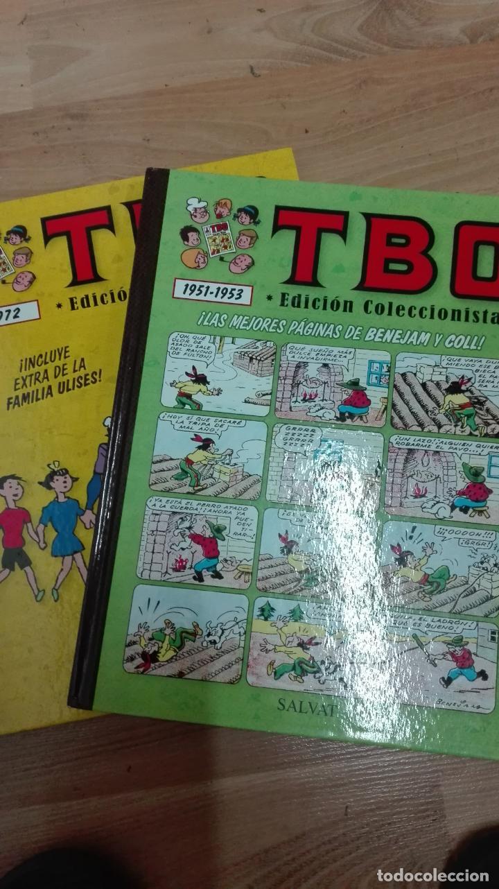 DOS TOMOS TBO (Libros Antiguos, Raros y Curiosos - Bellas artes, ocio y coleccionismo - Otros)