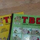 Libros antiguos: DOS TOMOS TBO . Lote 160345674
