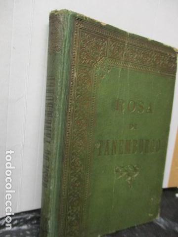 Libros antiguos: ROSA DE TANEMBURGO DE CRISTOBAL SCHMID - Foto 2 - 160440538