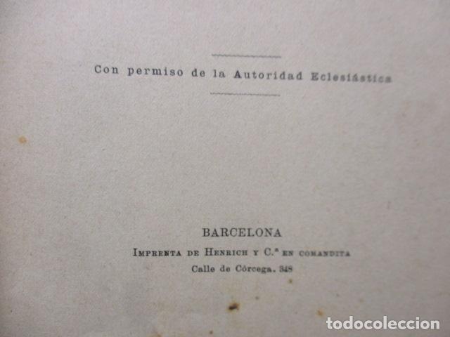 Libros antiguos: ROSA DE TANEMBURGO DE CRISTOBAL SCHMID - Foto 10 - 160440538