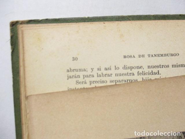 Libros antiguos: ROSA DE TANEMBURGO DE CRISTOBAL SCHMID - Foto 17 - 160440538