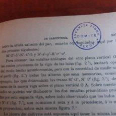 Libros antiguos: TRATADO DE CARPINTERÍA. Lote 160446341