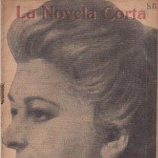 Libros antiguos: CLAVILEÑO. EMILIA PARDO BAZÁN. LA NOVELA CORTA AÑO II NÚM. 86, AGOSTO 1915. Lote 160502654