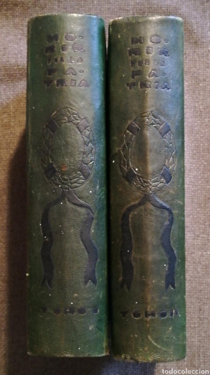 MORIR POR LA PATRIA - LUIS DE VAL (Libros Antiguos, Raros y Curiosos - Historia - Otros)