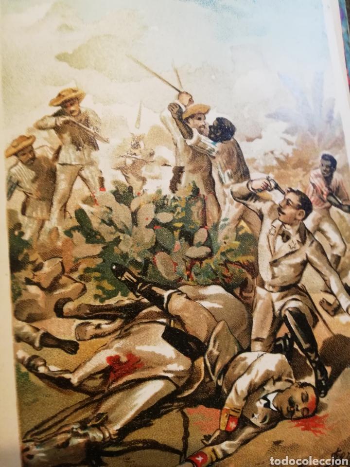 Libros antiguos: Morir por la Patria - Luis de Val - Foto 5 - 160503800