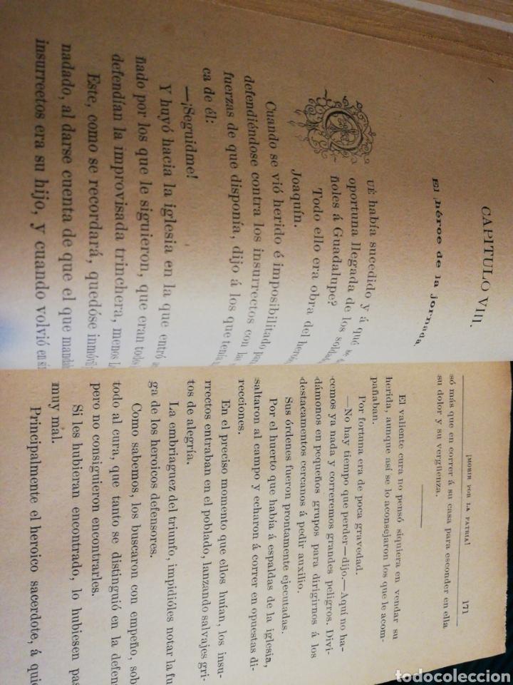 Libros antiguos: Morir por la Patria - Luis de Val - Foto 6 - 160503800