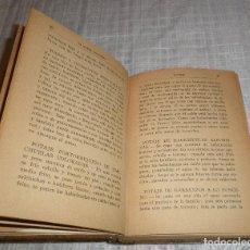 Libros antiguos: CARMENCITA O LA BUENA COCINERA AÑOS 20. Lote 160641522