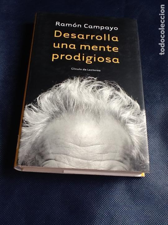 DESARROLLA MENTE PRODIGIOSA. RAMÓN CAMPAYO (Libros Antiguos, Raros y Curiosos - Pensamiento - Otros)