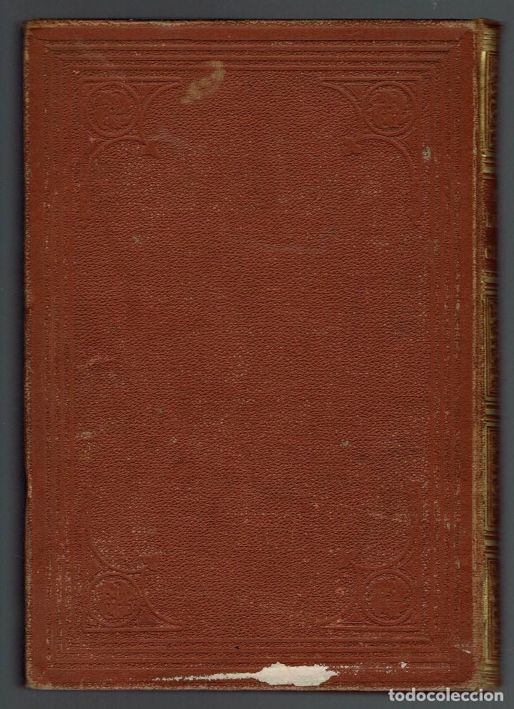 Old books: LAS DELICIAS DEL CLAUSTRO Y MIS ÚLTIMOS MOMENTOS EN SU SENO, POR FERNANDO PATXOT. 1875(MENORCA.2.3) - Foto 2 - 160662638
