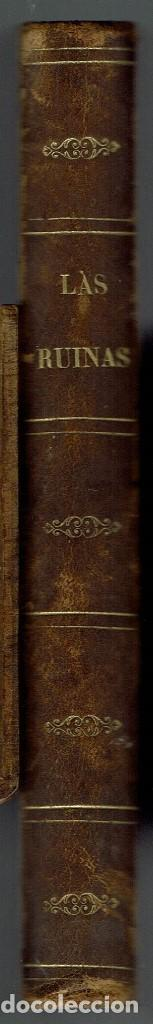 Old books: LAS RUINAS DE MI CONVENTO. MI CLAUSTRO, POR FERNANDO PATXOT FERRER. AÑO 1871. (MENORCA.2.3) - Foto 5 - 160663182
